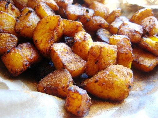 Kelewele - Delicious Spicy Fried Plantains