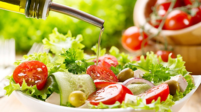 Salad Dressing Recipes - Healthy Dressing Makes Your Salads Come Alive