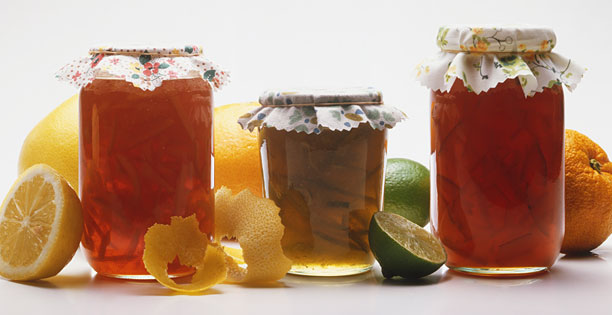 Jams And Jellies - Homemade Easy To Make Preserve Recipes #Frizemedia